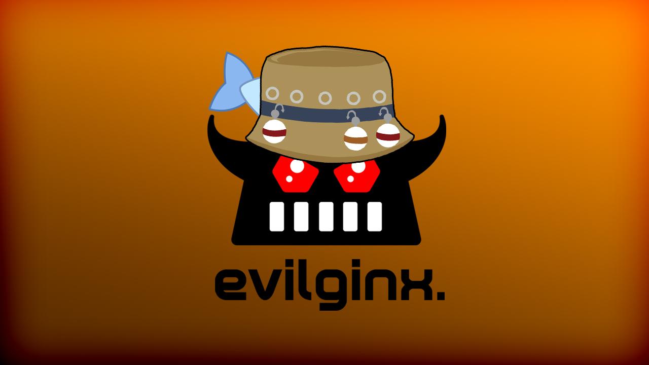 Evilginx 2 3 - Phisherman's Dream
